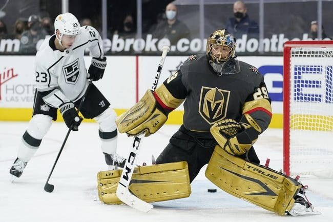 Vegas Golden Knights vs Los Angeles Kings NHL Picks, Odds, Predictions 2/7/21