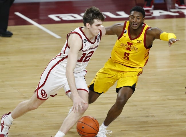 Iowa State at Oklahoma 3/10/21 College Basketball Picks and Predictions