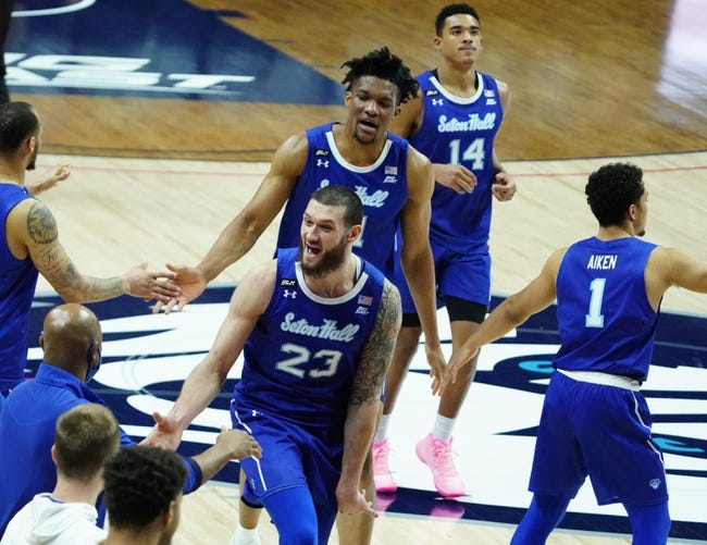 Seton Hall at Georgetown: 2/20/21 College Basketball Picks and Prediction