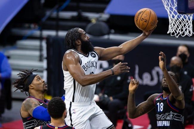 Brooklyn Nets at Detroit Pistons - 2/9/21 NBA Picks and Prediction