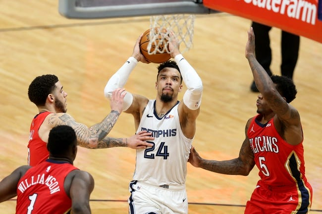 Memphis Grizzlies vs New Orleans Pelicans NBA Picks, Odds, Predictions 2/16/21