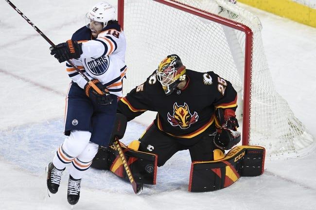 Calgary Flames vs Edmonton Oilers NHL Picks, Odds, Predictions 2/19/21