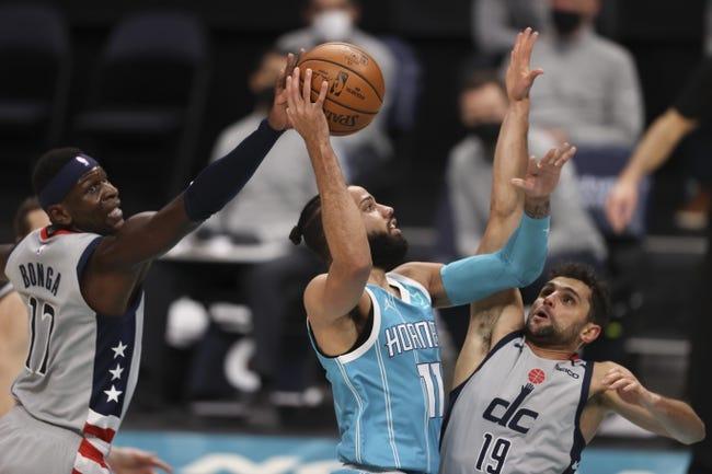 Washington Wizards vs Charlotte Hornets NBA Picks, Odds, Predictions 3/30/21