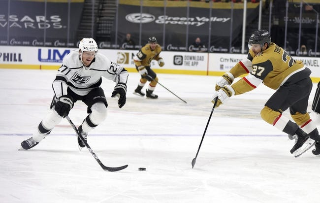 Vegas Golden Knights at Los Angeles Kings - 4/14/21 NHL Picks and Prediction