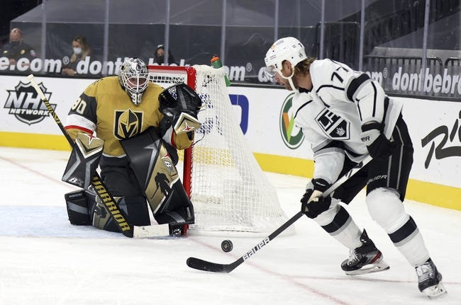 Vegas Golden Knights vs Los Angeles Kings NHL Picks, Odds, Predictions 3/29/21