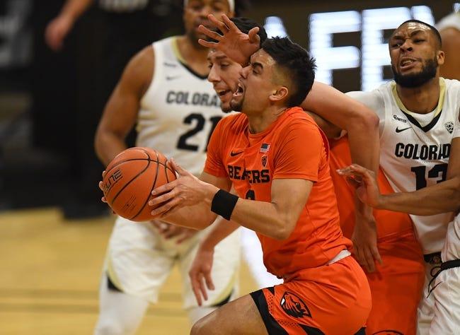 Oregon State at Colorado: 3/13/21 College Basketball Picks and Prediction