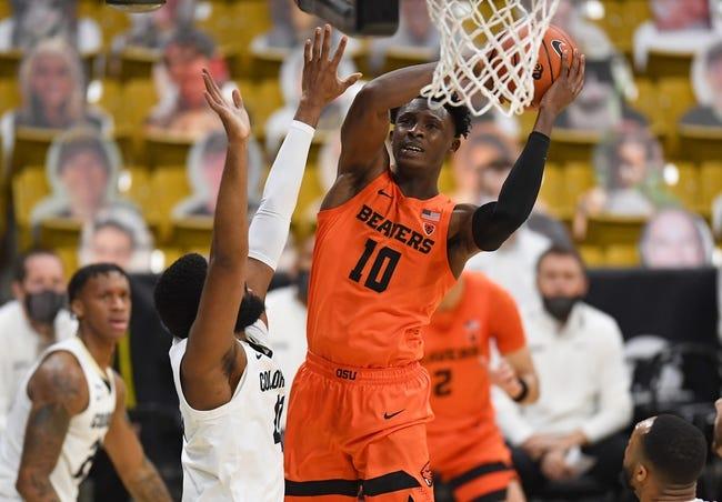 Colorado at Oregon State: 2/20/21 College Basketball Picks and Prediction