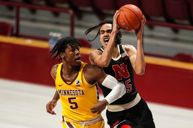 Minnesota at Nebraska: 2/27/21 College Basketball Picks and Predictions