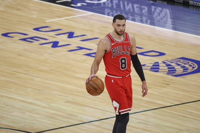 Los Angeles Clippers at Chicago Bulls - 2/12/21 NBA Picks and Prediction