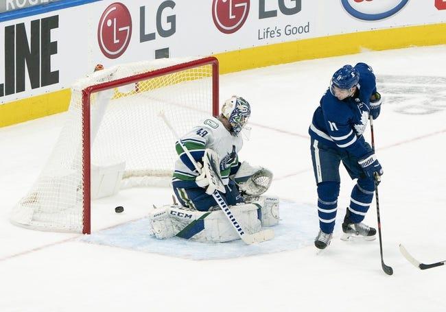 Vancouver Canucks vs Toronto Maple Leafs NHL Picks, Odds, Predictions 3/4/21