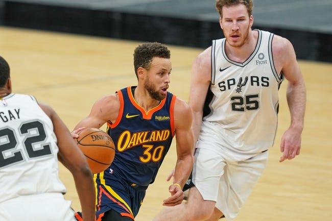 Golden State Warriors vs Orlando Magic NBA Picks, Odds, Predictions 2/11/21