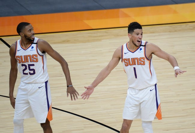 Cleveland Cavaliers vs Phoenix Suns NBA Picks, Odds, Predictions 5/4/21