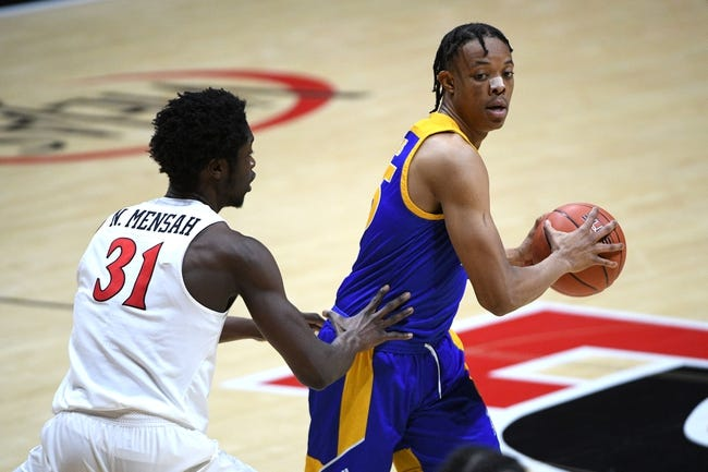 UNLV at San Jose State: 2/21/21 College Basketball Picks and Predictions