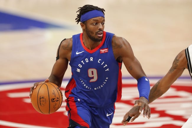 Detroit Pistons vs Indiana Pacers NBA Picks, Odds, Predictions 2/11/21