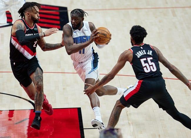 Portland Trail Blazers at Orlando Magic - 3/26/21 NBA Picks and Prediction