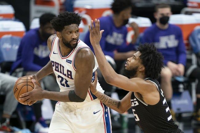 Sacramento Kings at Philadelphia 76ers - 3/20/21 NBA Picks and Prediction