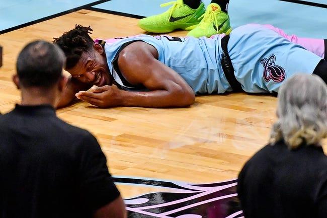 Miami Heat at Houston Rockets - 2/11/21 NBA Picks and Prediction