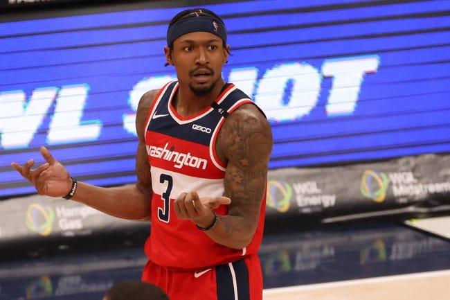 Houston Rockets at Washington Wizards - 2/15/21 NBA Picks and Prediction