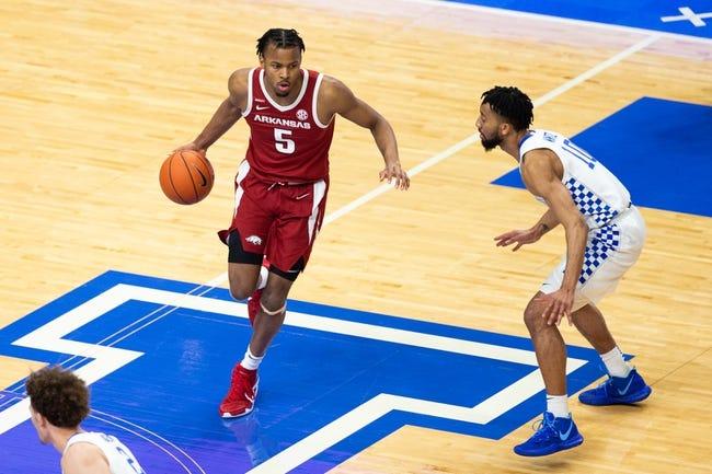Texas A&M at Arkansas: 3/6/21 College Basketball Picks and Predictions