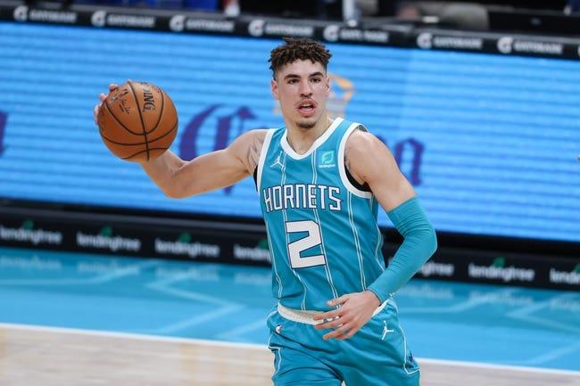 Minnesota Timberwolves at Charlotte Hornets - 2/12/21 NBA Picks and Prediction