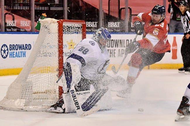 Florida Panthers vs Tampa Bay Lightning NHL Picks, Odds, Predictions 2/13/21
