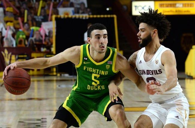 Oregon State at Oregon: 3/12/21 College Basketball Picks and Prediction