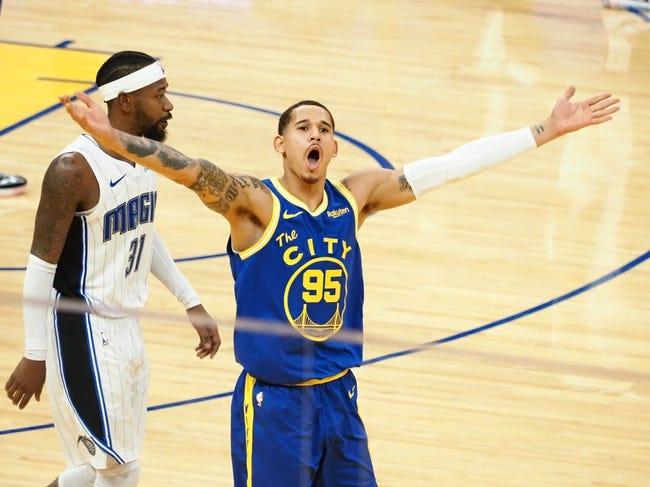 Orlando Magic vs Golden State Warriors NBA Picks, Odds, Predictions 2/19/21