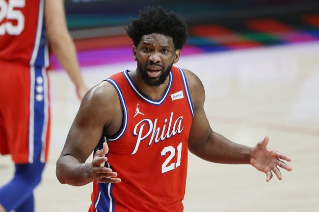 Philadelphia 76ers at Utah Jazz - 2/15/21 NBA Picks and Prediction
