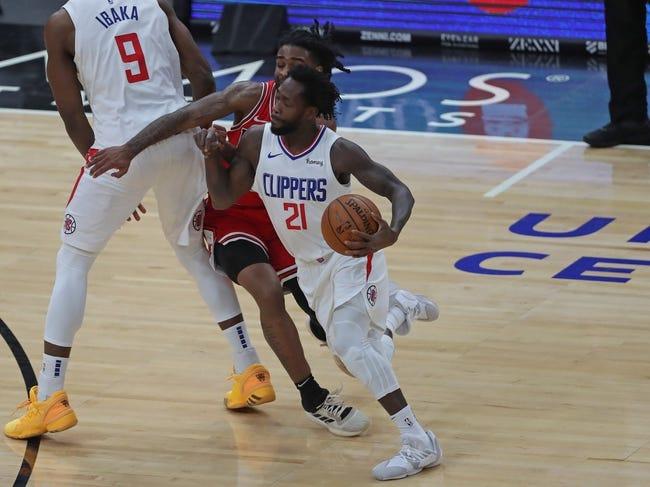 Los Angeles Clippers vs Miami Heat NBA Picks, Odds, Predictions 2/15/21