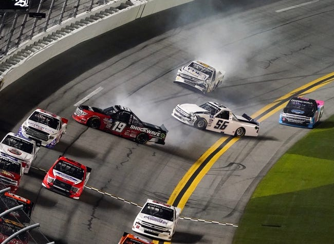 2021 BrakeBest Brake Pads 159-NASCAR Camping World Truck Series Picks, Odds, and Prediction 2/19/21