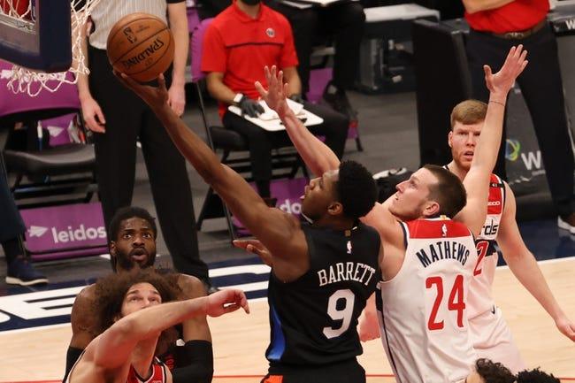 New York Knicks at Orlando Magic - 2/17/21 NBA Picks and Prediction