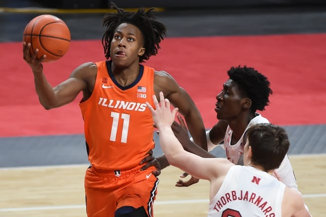 Illinois at Michigan State: 2/23/21 College Basketball Picks and Prediction