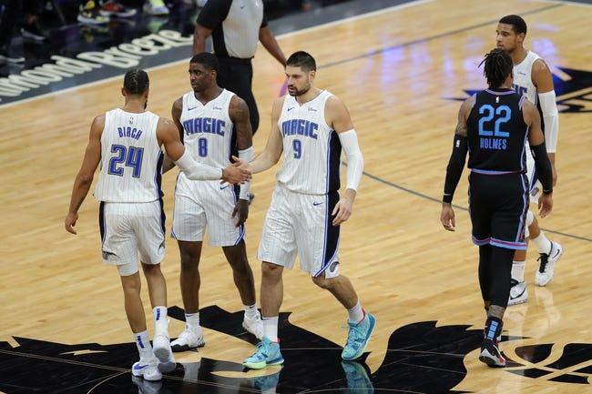 Detroit Pistons at Orlando Magic - 2/23/21 NBA Picks and Prediction