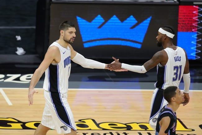 Detroit Pistons at Orlando Magic - 2/21/21 NBA Picks and Prediction
