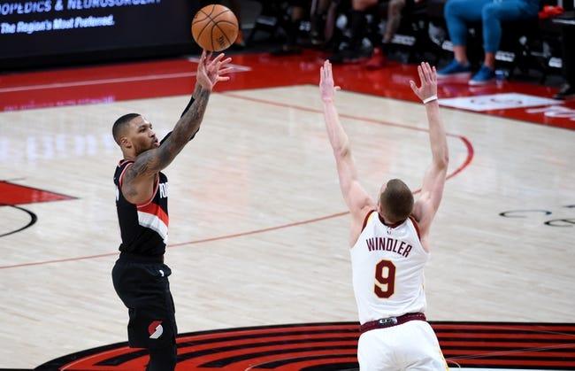 Cleveland Cavaliers vs Portland Trail Blazers NBA Picks, Odds, Predictions 5/5/21