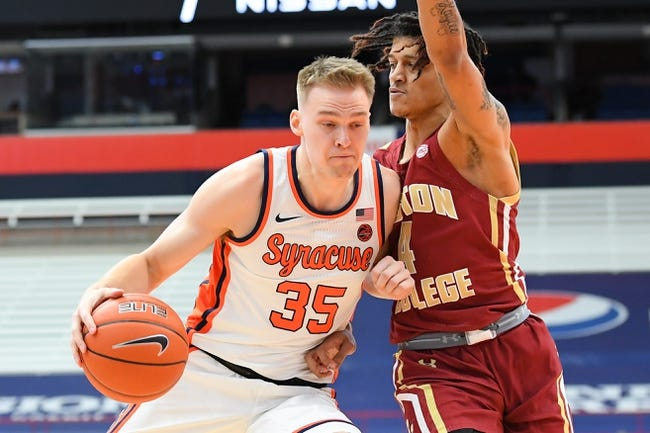 Syracuse at Louisville 2/17/21 College Basketball Picks and Predictions
