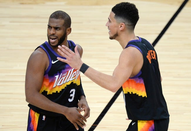 Memphis Grizzlies vs Phoenix Suns NBA Picks, Odds, Predictions 2/20/21