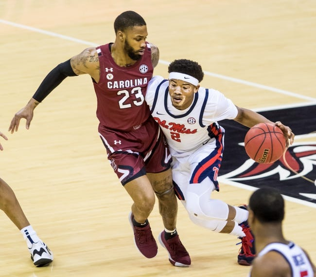 South Carolina at Mississippi: 3/11/21 College Basketball Picks and Prediction