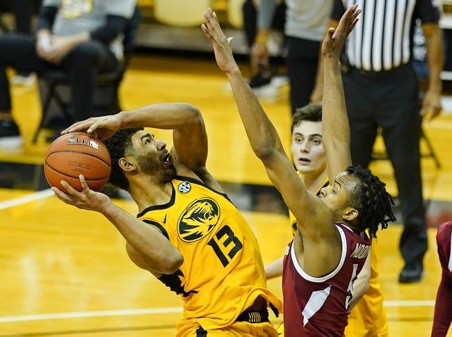 Missouri at Arkansas: 3/12/21 College Basketball Picks and Predictions