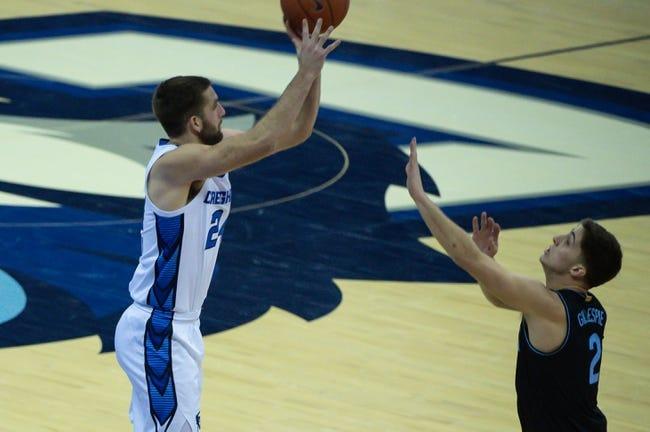 Creighton at Villanova: 3/3/21 College Basketball Picks and Predictions