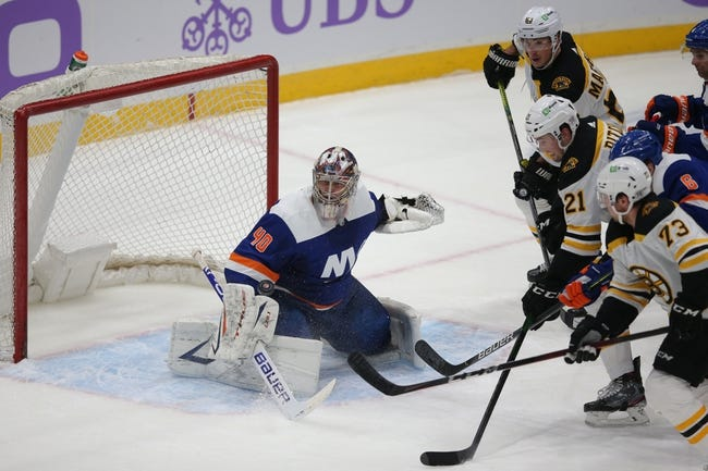 New York Islanders vs Boston Bruins NHL Picks, Odds, Predictions 2/25/21