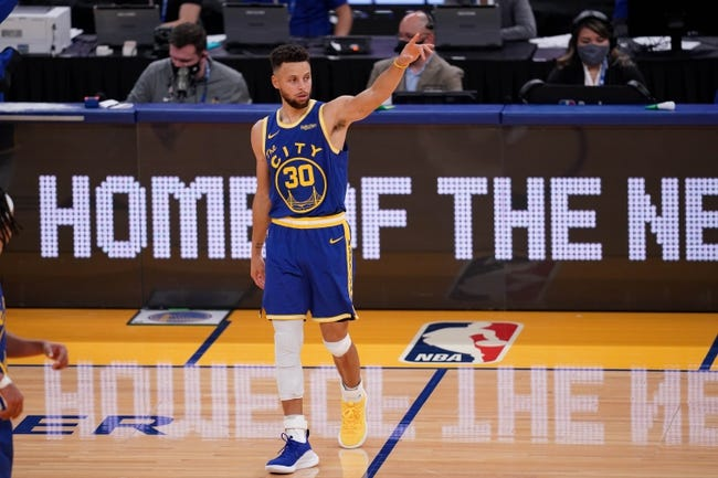 Golden State Warriors vs Cleveland Cavaliers NBA Picks, Odds, Predictions 2/15/21