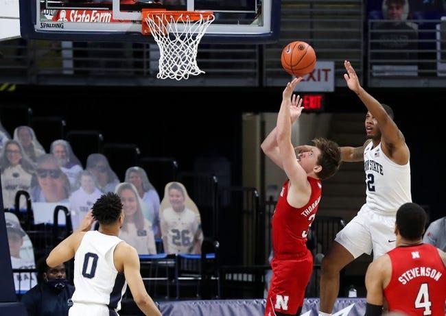 Penn State at Nebraska: 2/23/21 College Basketball Picks and Predictions