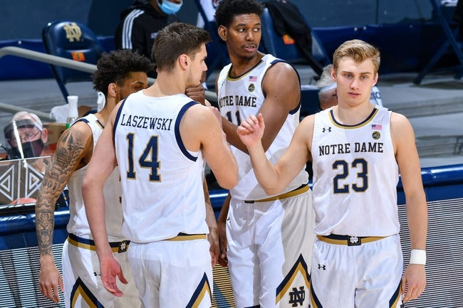 Notre Dame at Syracuse: 2/20/21 College Basketball Picks and Predictions