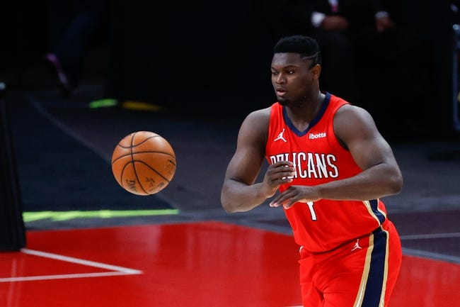 New Orleans Pelicans at Memphis Grizzlies - 2/16/21 NBA Picks and Prediction