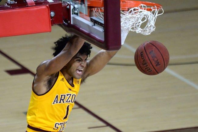 Arizona State at UCLA: 2/20/21 College Basketball Picks and Prediction