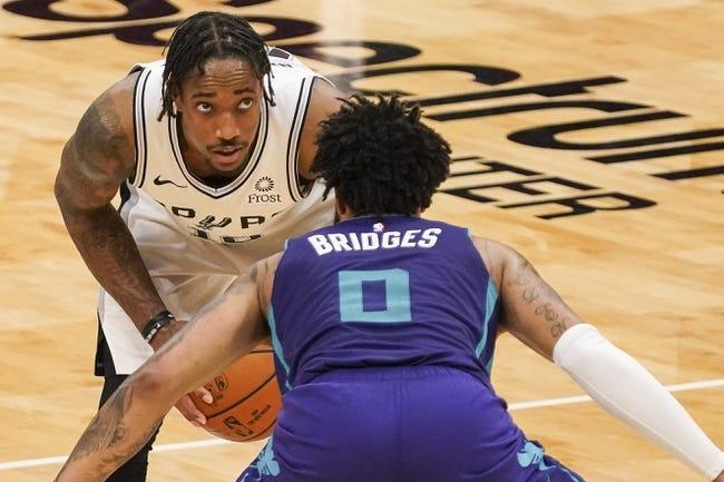 San Antonio Spurs vs Charlotte Hornets NBA Picks, Odds, Predictions 3/22/21