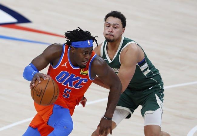 Oklahoma City Thunder at Cleveland Cavaliers - 2/21/21 NBA Picks and Prediction