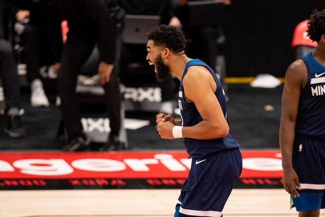 Minnesota Timberwolves vs Los Angeles Lakers NBA Picks, Odds, Predictions 2/16/21