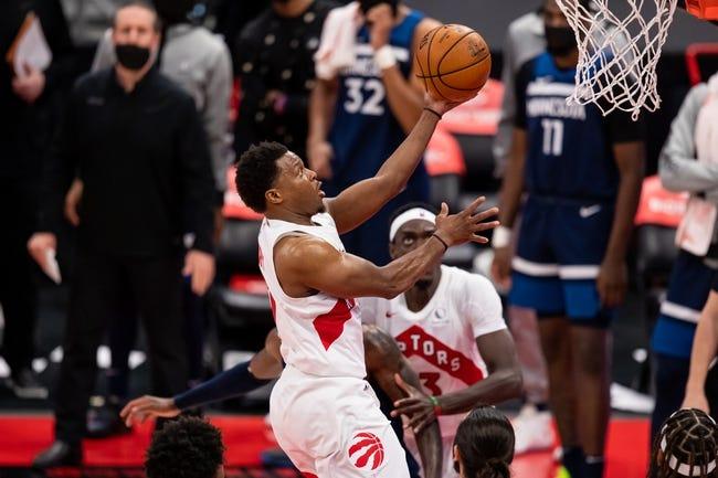 Milwaukee Bucks vs Toronto Raptors NBA Picks, Odds, Predictions 2/16/21